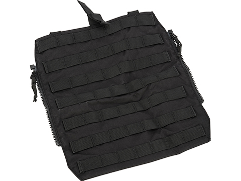 ZShot Crye Precision Licensed Replica Zip-on MOLLE Panel (Color: Black / Medium)