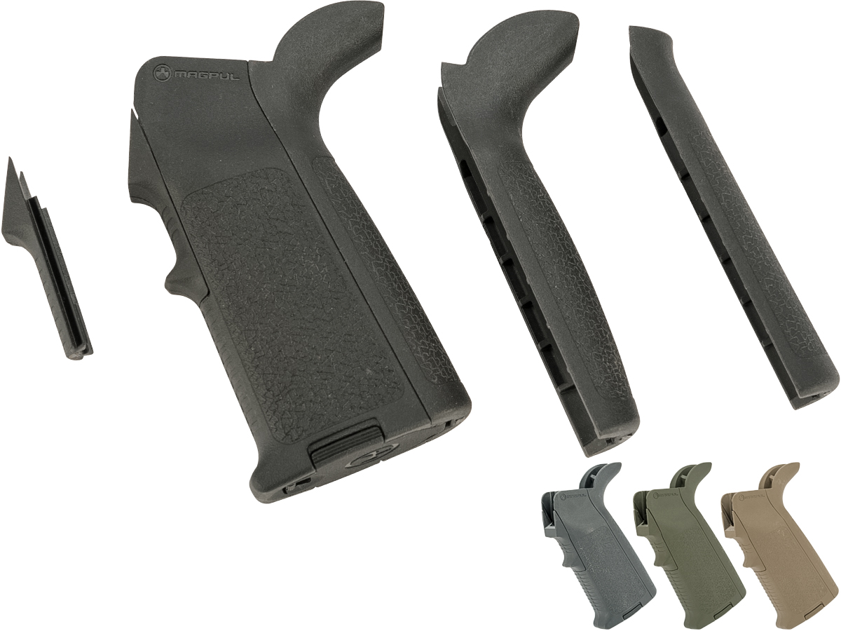 Z-Shot Custom Magpul MIAD Grip for PTW Type M4 / M16 Airsoft AEGs
