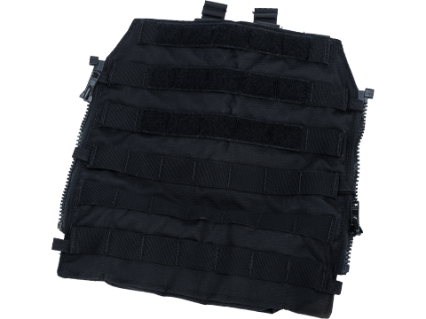ZShot Crye Precision Licensed Replica Zip-on MOLLE Panel 2.0 (Color: Black / Large)