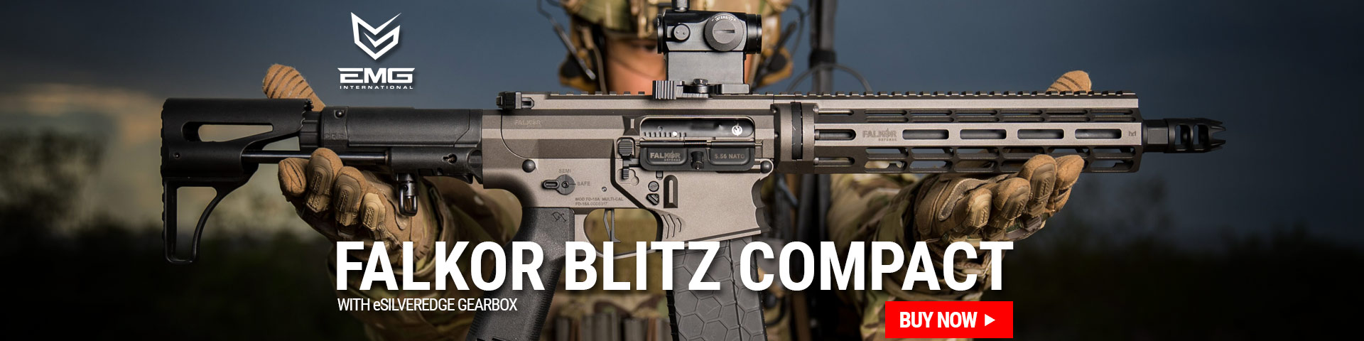 Featured: Falkor Blitz Compact
