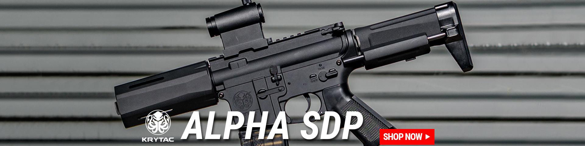 Featured: Krytac SDP