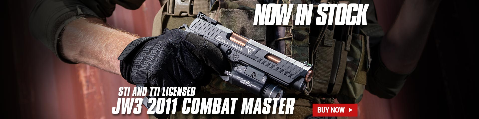 Featured: TTI Combat Master
